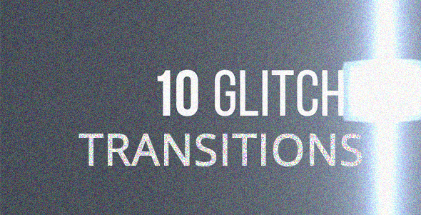 Download Glitch Transitions nulled download