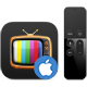 LiveTV | tvOS Apple TV Streaming Template (Swift)
