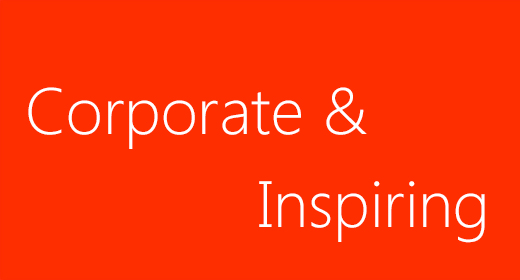Best Corporate and Inspiring Music