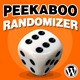 Peekaboo Randomizer