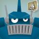 BigBadRobo - Strong Illustrative Robot Mascot Logo - GraphicRiver Item for Sale