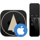 Rocket TV | tvOS Apple TV Game Template (Swift)