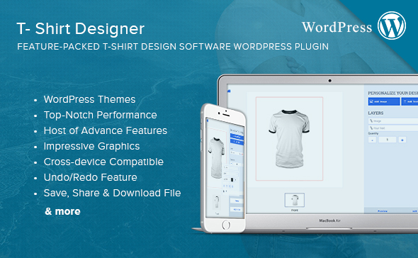 Download Online Product Customizer - WordPress Plugin nulled download