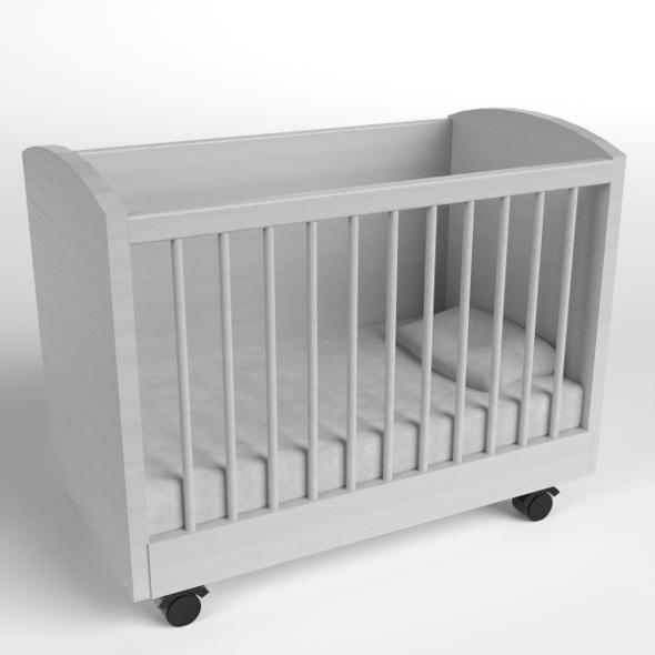 Cradle - 3DOcean Item for Sale