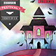 Halloween Mansion Flyer Template