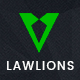 Law Lions - Laywers Attorneys Business WordPress Theme