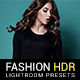15 Fashion HDR Lightroom Presets
