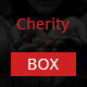 CherityBOX- Charity / Nonprofit PSD Template