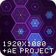 Hexagon Animation Pack 01