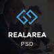 RealArea - Real Estate PSD Template