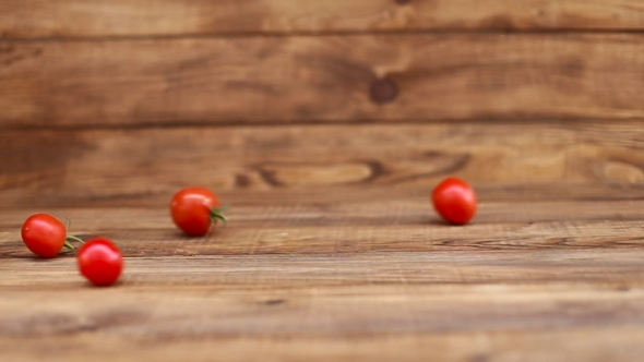 Download Large Number Of Tomatoes That Revolve nulled download