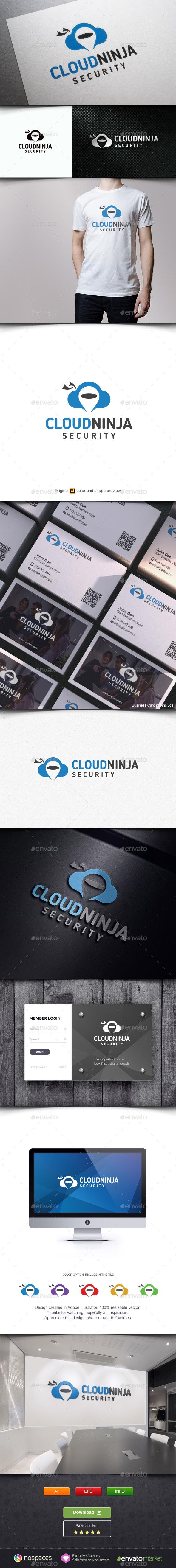 Cloud Ninja Logo