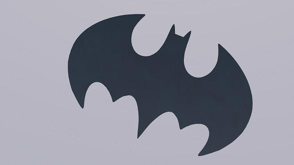 Batman 3D Logo - 3DOcean Item for Sale