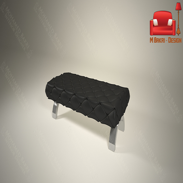 (Sofa) Model #01 - 3DOcean Item for Sale