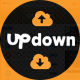 UpDown - File Sharing Uploader / Youtube / Downloader & Blogging