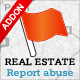 Real Estate - Reporting / Flagging abuse content