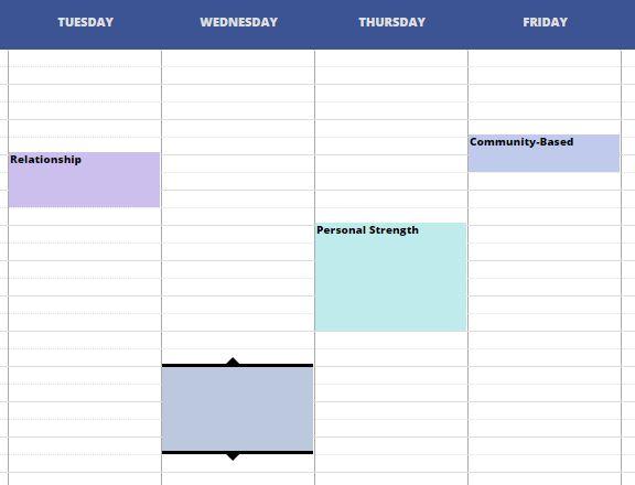 Calendar Planner Nodejs : Weekly planner using angularjs and pdfjs by dcoderx