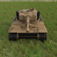Panzer Tiger Tank Late 1944 HDRI v1