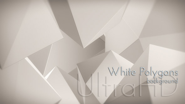 Download White Polygons nulled download
