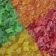 Rotating Gummi Candy