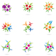 plant icons - GraphicRiver Item for Sale