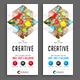 Creative Roll-Up Banner