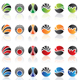 round icons - GraphicRiver Item for Sale