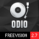 Odio - Music WP Theme For Bands<hr/> Clubs</p><hr/> and Musicians&#8221; height=&#8221;80&#8243; width=&#8221;80&#8243;></a></div><div class=