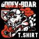 Goovy-Bear T-Shirt Design