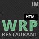 Warungpring - Restaurant HTML Template