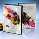 Inverto Music DVD Cover Template