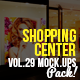 Shopping Center Vol.29 Mock Ups Pack