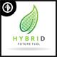 Hybrid - Logo Template