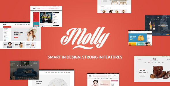 Download Molly - Multipurpose WooCommerce WordPress Theme