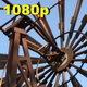 Windmill Farms. Wind Energy