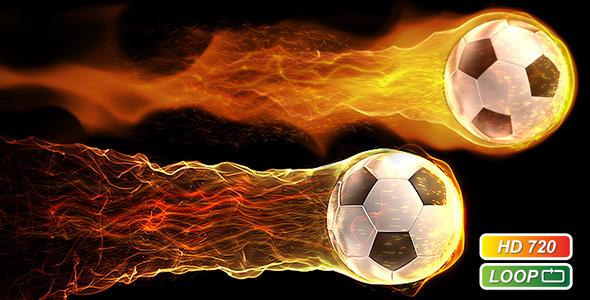 Soccer fireball