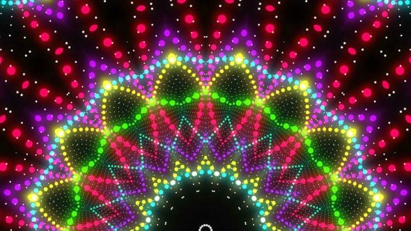 VideoHive Disco Kaleidoscope VJ Loop 18089980