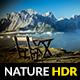 Nature HDR Lightroom Presets