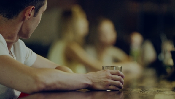 Download Man Drinks Alcohol nulled download