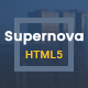 Supernova - Construction website template