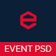 EVENT - Conference and Event PSD Template