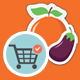 iOS Fruit Market - Local fruit store app