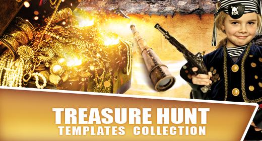 Treasure Hunt Templates