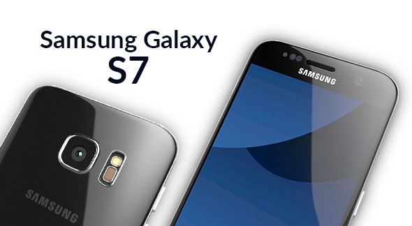 Samsung Galaxy s7 - 3DOcean Item for Sale