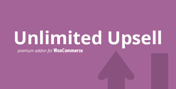 WooCommerce Unlimited Upsell