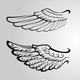 Wing Ornament 4 - GraphicRiver Item for Sale