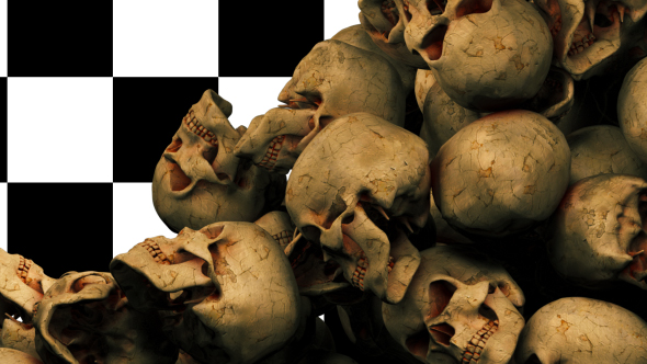 Download Falling Skulls Transition nulled download