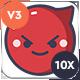 Animated Emojis V3