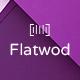 Flatwod - Premium Flat vCard Muse Template