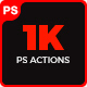 +1000 Actions Bundle 摄影色-Graphicriver中文最全的素材分享平台